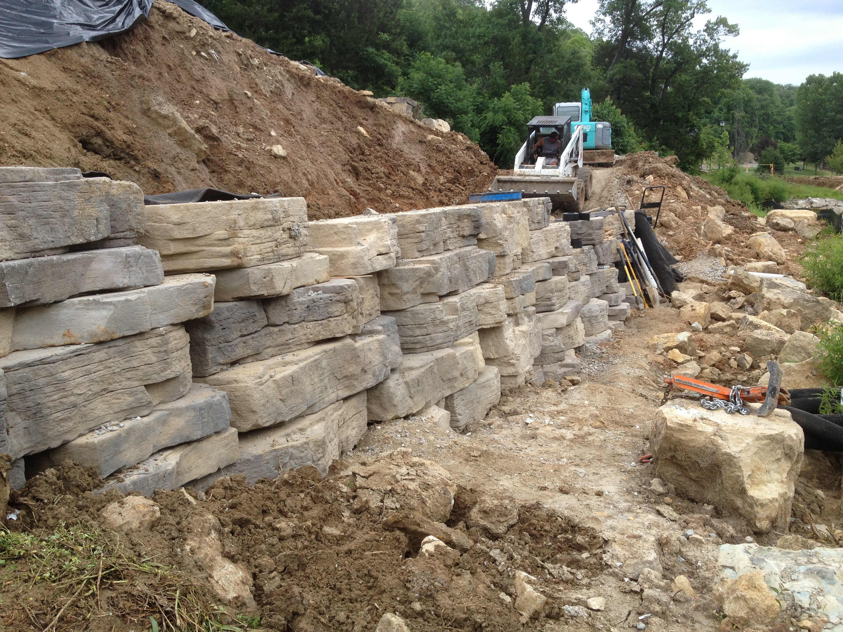 Tucci Landscaping and Retaining Walls